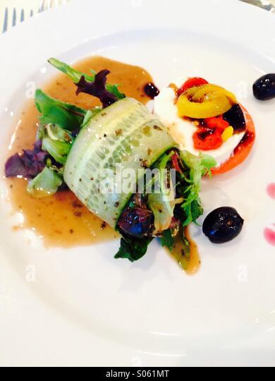 Super Salad - Stock Image