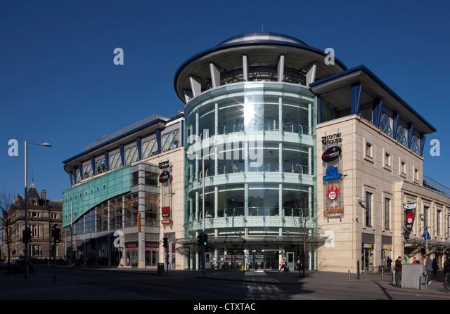 The Corner House, Nottingham - Stock Image