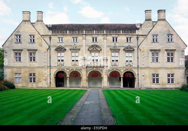 Magdalene College Cambridge Tour