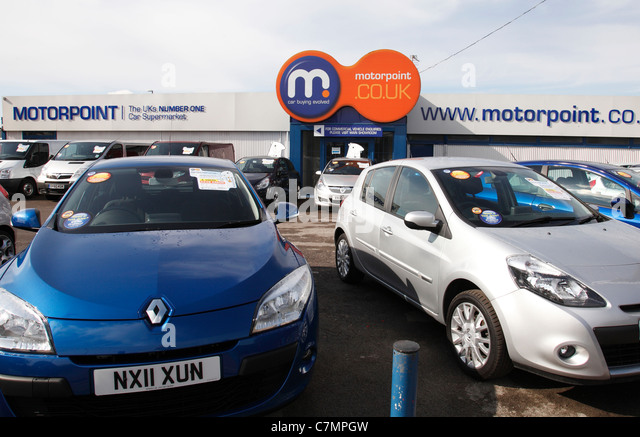 Motorpoint Derby New Cars