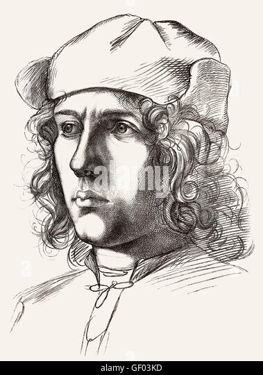 Benvenuto Tisi or Il Garofalo, 1481-1559, a Late-Renaissance-Mannerist Italian painter of the School of Ferrara - Stock-Bilder