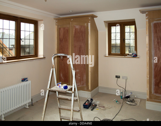 Fitted Wardrobes Stock Photos Fitted Wardrobes Stock