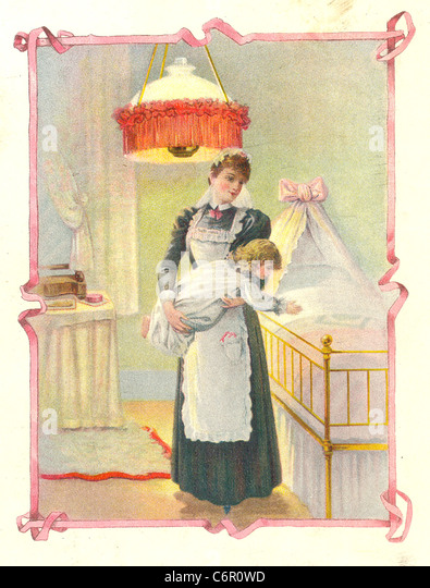 Nursemaid Stock Photos Amp Nursemaid Stock Images Alamy