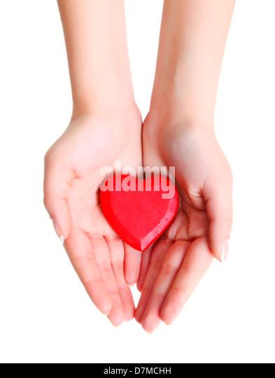 Love, conceptual image - Stock-Bilder