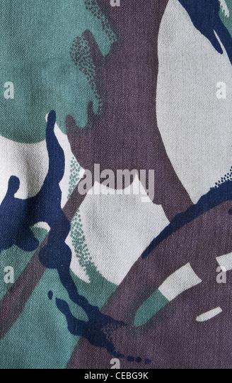camouflage fabric background - Stock-Bilder