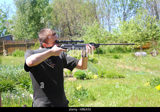 Rifle And Flowers Stock Photos Rifle And Flowers Stock
