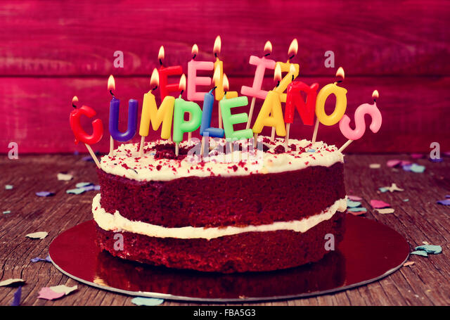 Send Birthday Cake To Spain