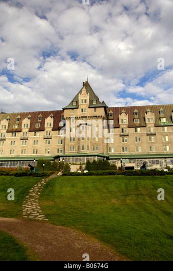 Casino-de-charlevoix pointe-au-pic canada