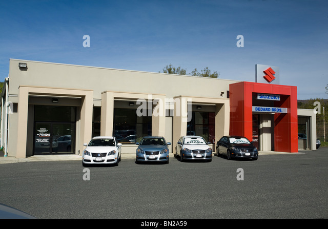 Suzuki Car Dealer Massachusetts