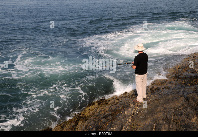 Sea Fishing Tanybwlch Beach