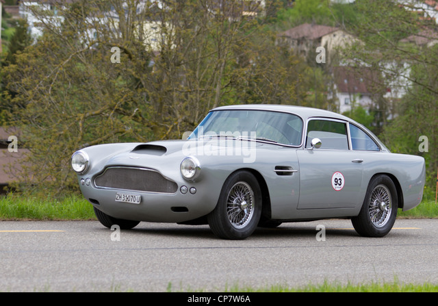 vintage aston martin stock photos vintage aston martin stock images alamy. Black Bedroom Furniture Sets. Home Design Ideas