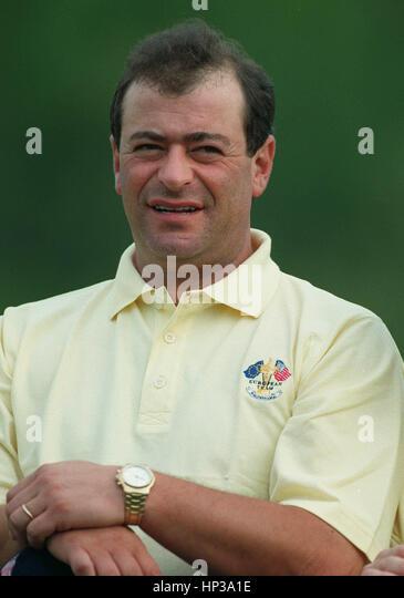 COSTANTINO ROCCA RYDER CUP VALDERRAMA SPAIN 29 September 1997 - Stock Image
