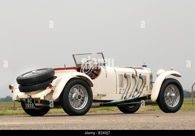 1929 ssk stock photos 1929 ssk stock images alamy for Mercedes benz 1929 ssk