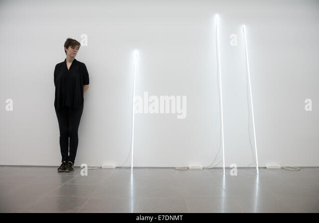 Exhibition Stand Assistant : Cerith stock photos images alamy