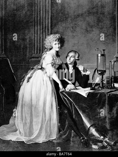 a biography of antoine lavoisier a french scientist Biography, quotes and photos of french nobleman and chemist antoine  lavoisier  of his life working to make chemistry a more known and prominent  science,.
