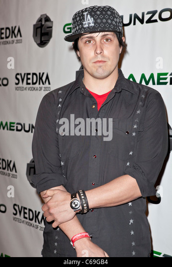 Chad Gerber at arrivals for E3 Red Carpet Launch Party, Suede at the Westin Bonaventure Hotel Downtown LA, Los Angeles, - Stock Image