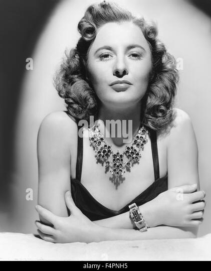 Barbara Stanwyck, 1942 [Warner Bros. Pictures] - Stock Image