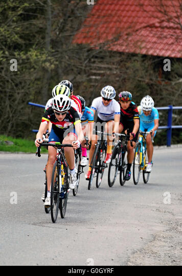 Gracia-Orlova Cycle Race