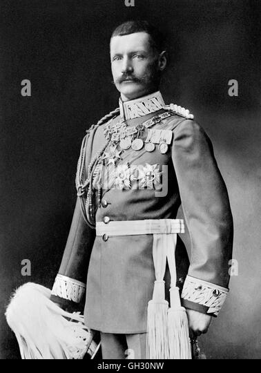 Rupprecht (Rupert), Crown Prince of Bavaria (1869-1955), the last Bavarian Crown Prince. Rupprecht commanded the - Stock Image