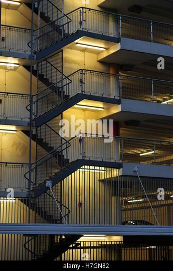 Multi Level Parking Stock Photos Amp Multi Level Parking