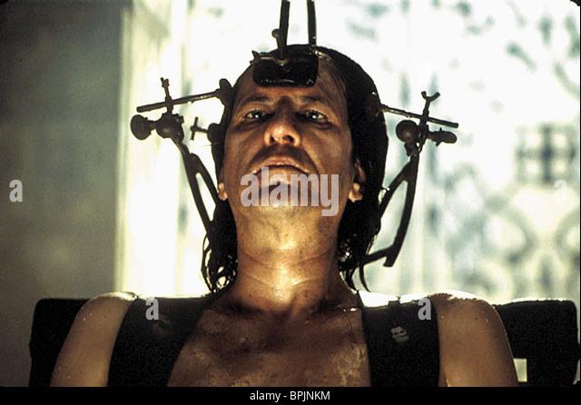 GEOFFREY RUSH QUILLS (2000) - Stock Image