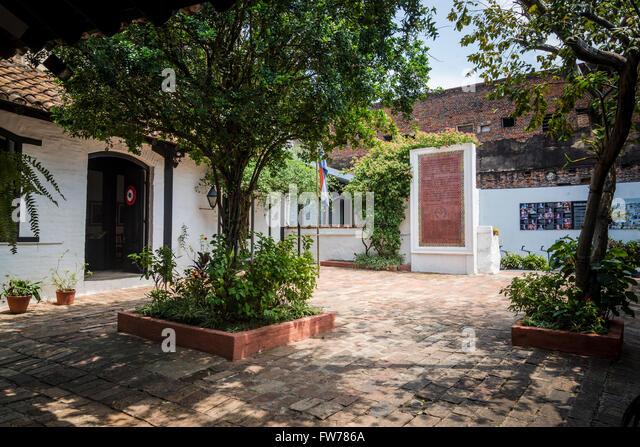 Paraguay asuncion museum stock photos paraguay asuncion - Casa en paraguay ...
