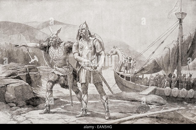 a history of scandinavia in the eleventh century Viking history: facts & myths  the vikings were a seafaring people from the late eighth to early 11th century who established a name for themselves as traders, explorers and warriors .