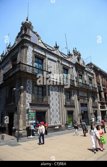 Sanborns department stock photos sanborns department for Sanborns de los azulejos mexico city