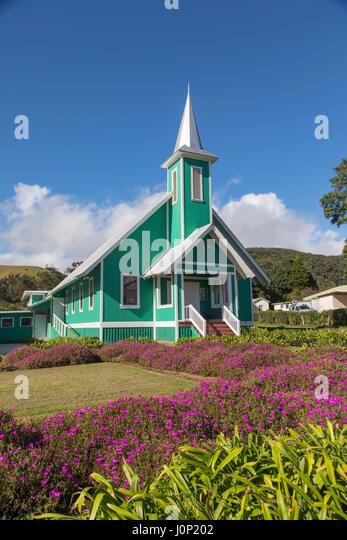 Kohala Baptist Church Big Island