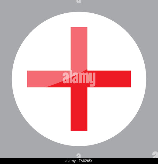 Pin Hospital-sign-red-cross on Pinterest