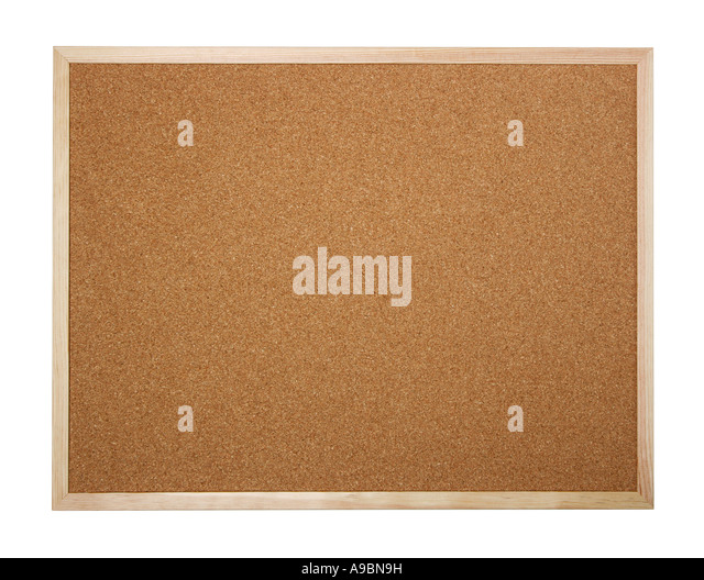 Cork board stock photos cork board stock images alamy for Design your own cork board