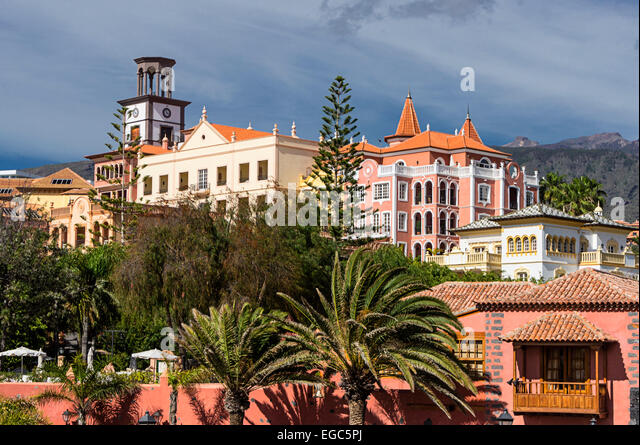 Bahia del duque stock photos bahia del duque stock - Hotel bahia del duque tenerife ...