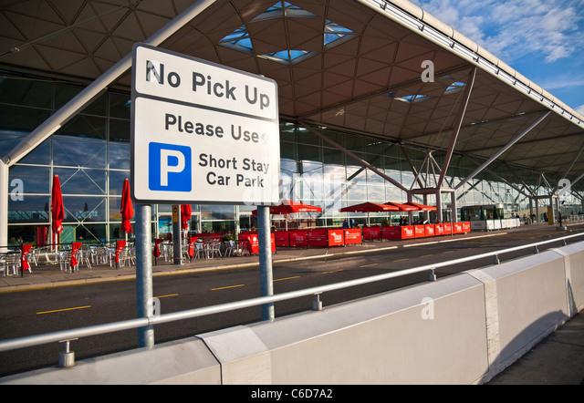 Car Park Near Boise Airport