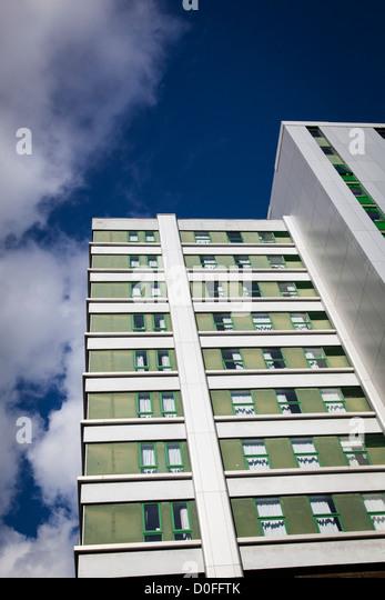 Contemporary Architecture In Bristol England Stock Photos