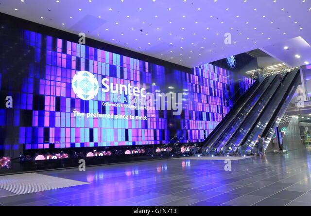 Suntec Convention Centre Food Court