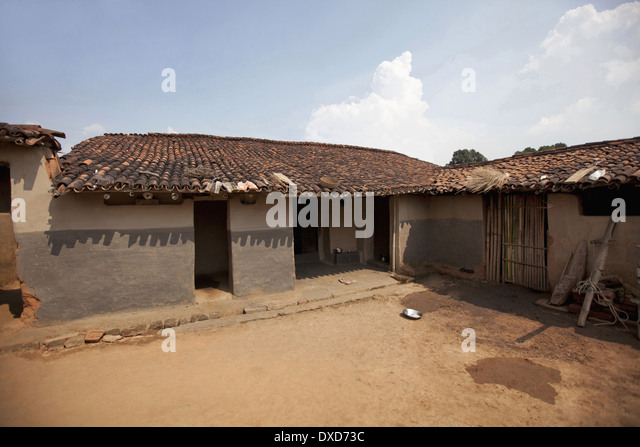 Primitive house stock photos primitive house stock for Tribal house