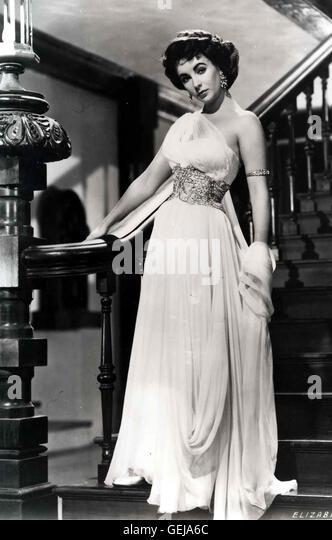 ELIZABETH TAYLOR, 50er Jahre *** Local Caption *** 0, Taylor, Elizabeth, Elizabeth Taylor - Stock-Bilder