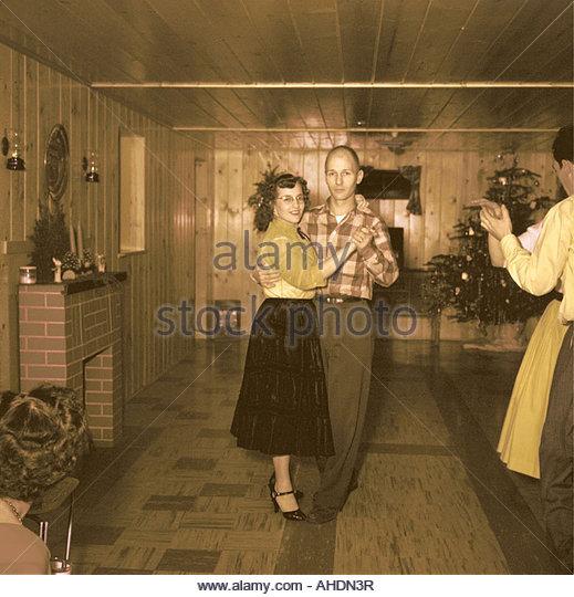 dancing in the basement stock photos dancing in the basement stock