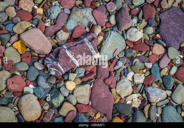 UK shorelines - Stock Image