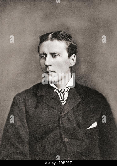 Sir Herbert Beerbohm Tree, 1852 ? 1917.   English actor and theatre manager. - Stock-Bilder
