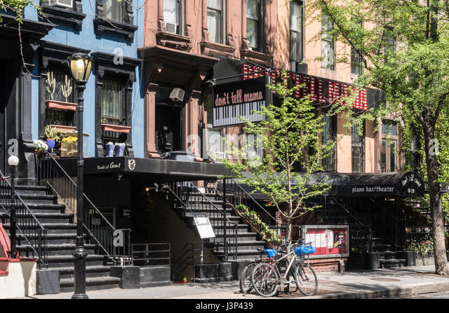 Nyc Restaurant Row Th Street