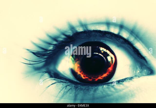 Eye - Stock Image