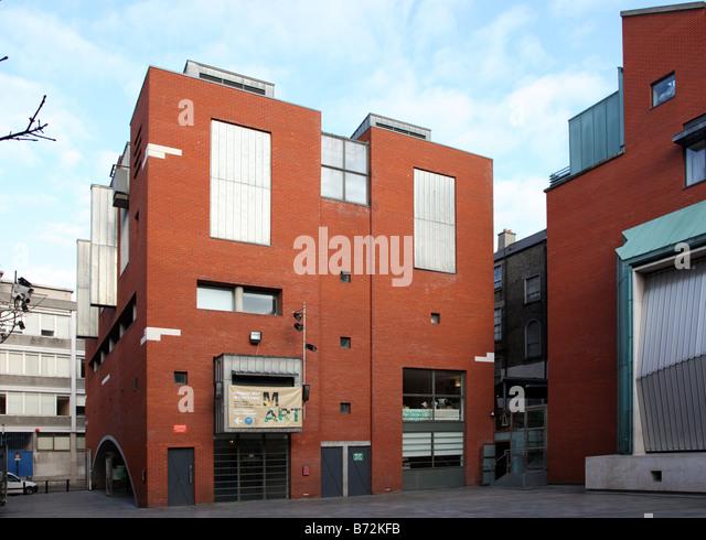 National Photographic Archive Temple Bar Dublin Ireland - Stock-Bilder