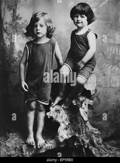 STEWART GRANGER RIGHT CHILD PHOTOGRAPH OF ACTOR (1916) - Stock-Bilder