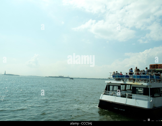 Governors Island Ferry Dock