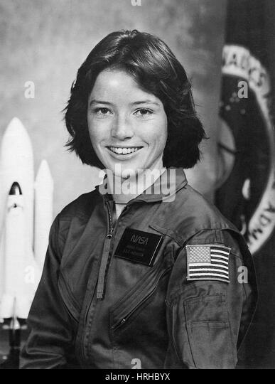 Anna Fisher, American Astronaut and Chemist - Stock Image