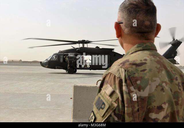 Arifjan Kuwait Sgt Class Gerry Kistner Military Female Prison Inmate Black Hawk