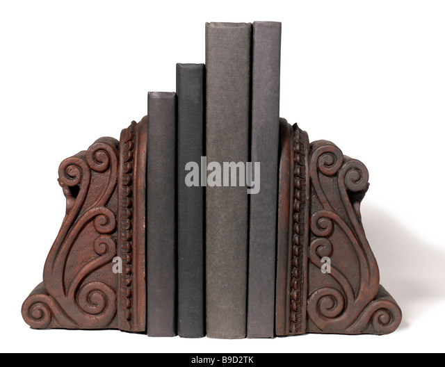 bookends - Stock Image