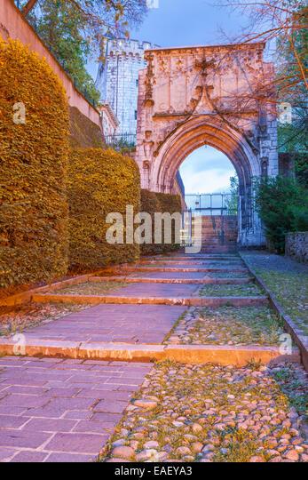 Chambery castle stock photos chambery castle stock images alamy - Porte saint dominique avignon ...