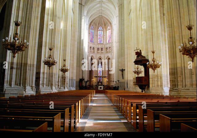 nantes cathedral france stock photos nantes cathedral france stock images alamy. Black Bedroom Furniture Sets. Home Design Ideas
